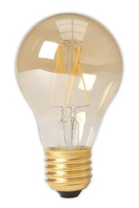 Calex Led Filament 4W E27 Goldline Standardlampen A60