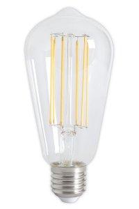 Calex Led Filament 4W E27 Clearline Rustiklampen ST64