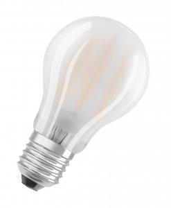 Osram LED Parathom Filament 40 6W-40W/827 FIL E27 FR Classic A matt ( VPE 10 Stück )