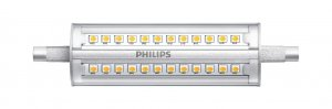 Philips CorePro R7s 118mm 14-100W 830 dim