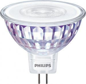 Philips LEDspot Value 5,5W-35W/827 GU5.3 MR16 60° dim (VPE 10 Stück)