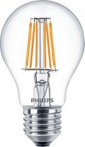 Philips CLA LEDbulb ND 8W-75W CL klar E27 non dim