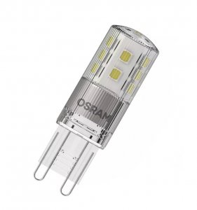 Osram Parathom Pin CL 30 2,6W-30W/827 G9 non dim