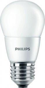 Philips CorePro LEDluster 7W-60W/827 E27 P48 FR non dim