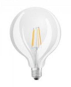 Osram LED Parathom Globe 40 4W-40W/827 CL E27 G125 non dim