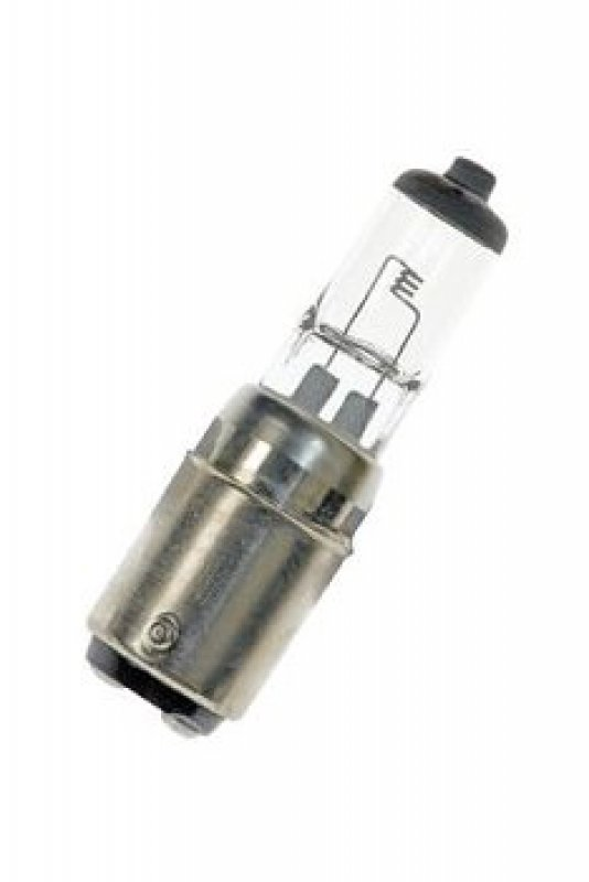 24V 50W Ba15d  Axial Black Dr. Fischer Halogenlampe